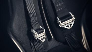 McLaren Senna - seat belts