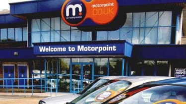 Motorpoint car supermarket