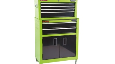Draper Combined Roller  Cabinet and Tool Chest 19566