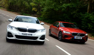 BMW 3 Series vs Volvo S60