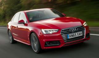 Audi A4 - Best executive cars