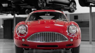 Aston Martin DB4 GT Zagato Continuation - full front