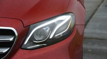 Mercedes E-Class E 220d AMG Line 2017 - headlight