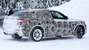 BMW X4 M rear