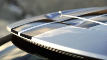 MINI Cooper SD Coupe detail