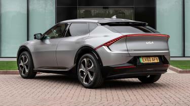 Kia EV6 - rear