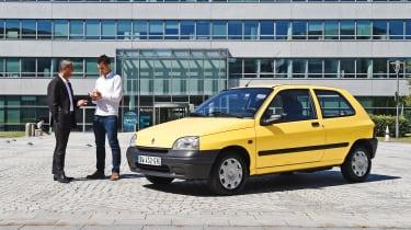 Renault Clio Mk1 - interview
