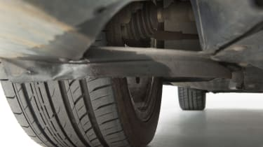 Volkswagen Golf Mk5 (used) - suspension