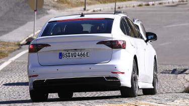 Volkswagen Aero B - rear
