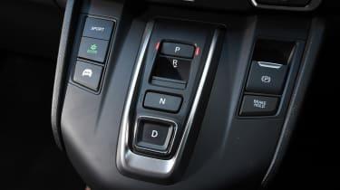 Honda CR-V hybrid - transmission