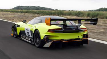 Aston Martin Vulcan AMR Pro - rear