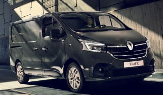 Renault Trafic - front static
