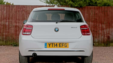 Used BMW 1 Series - full rear