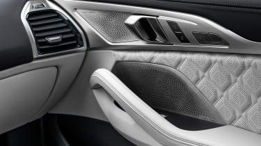 BMW M8 Gran Coupe - door detail