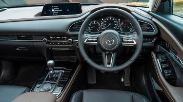 New Mazda CX-30 2021 - interior