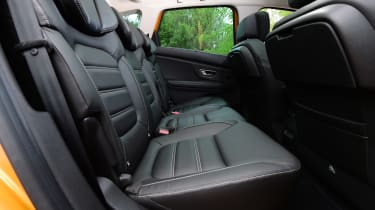 Renault Scenic 2016 - rear seats