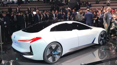 BMW Vision Dynamics concept - rear