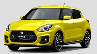 New 2018 Suzuki Swift Sport
