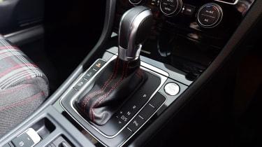 Volkswagen Golf GTI Performance Pack - transmission