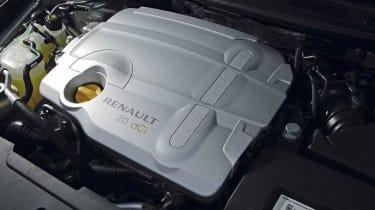 Renault Laguna engine
