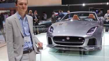 Jaguar F-Type SVR - Jake Groves