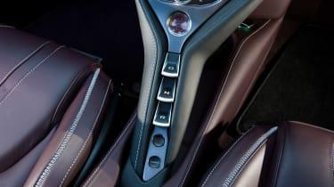 McLaren 720S - centre console