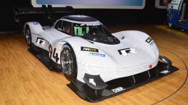 VW I.D. R - LA front