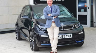 Ian Robertson interview - BMW i3
