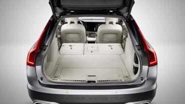 Volvo V90 Cross Country - studio boot 2