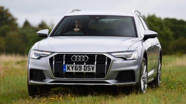 Audi A6 Allroad - front off-road