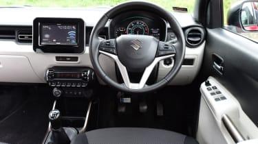Long-term test - Suzuki Ignis - cockpit
