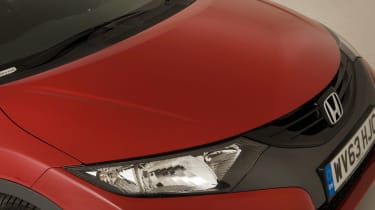 Honda Civic Mk9 - paintwork