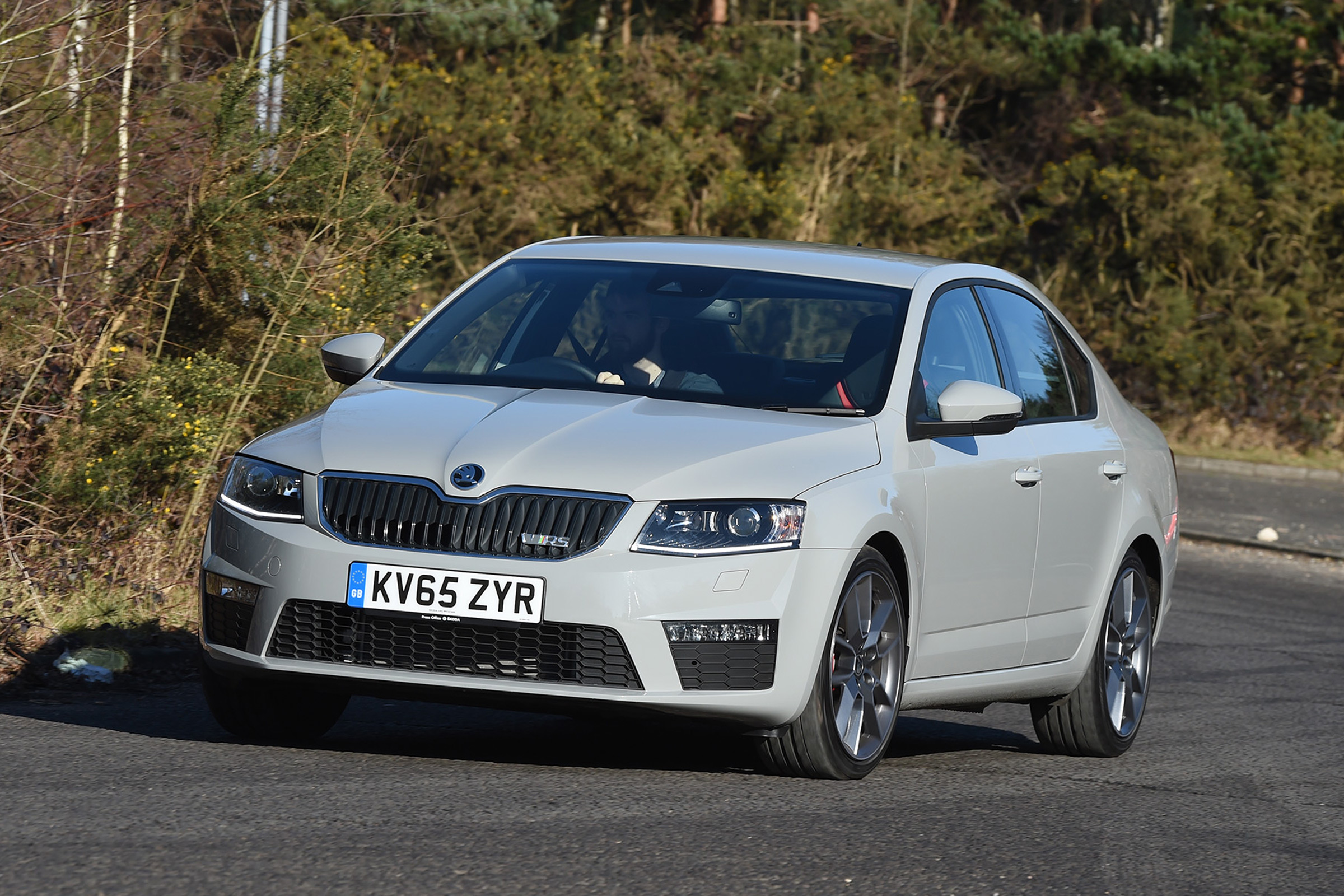 New Skoda Octavia vRS 4x4 2016 review | Auto Express