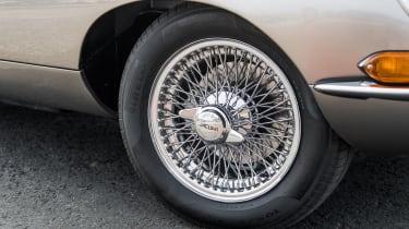 Jaguar E-Type Zero prototype - wheel