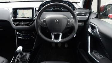 Peugeot 2008 - dash