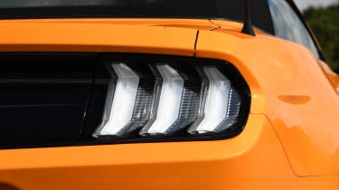 Ford Mustang Convertible - taillight