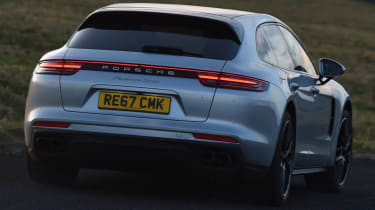 Porsche Panamera Sport Turismo rear lights