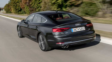 New Audi A5 Sportback 2016 review | Auto Express