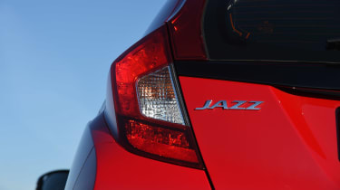 Honda Jazz - Jazz badge