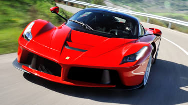 A to Z guide to electric cars - Ferrari LaFerrari