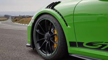 Porsche 911 GT3 RS - wheel