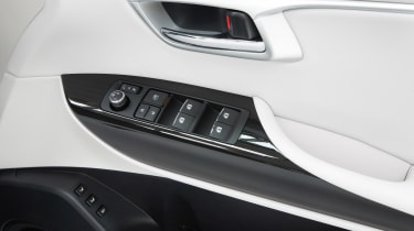 Toyota Mirai - door handle