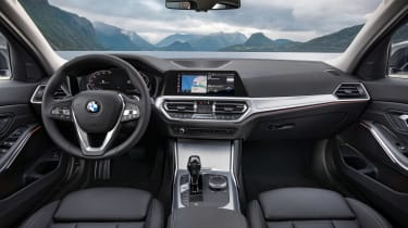 BMW 3 Series - cabin