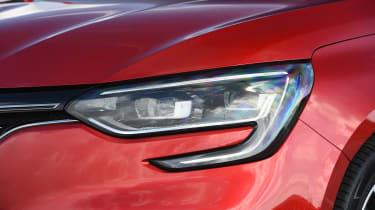 Renault Megane diesel - headlight