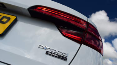 Audi A4 Allroad - taillight