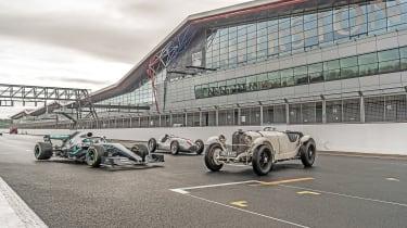 Mercedes Motorsport feature