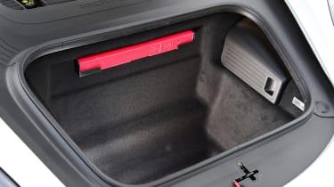 Porsche 718 Cayman T - boot