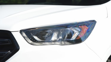 Ford Kuga - front light