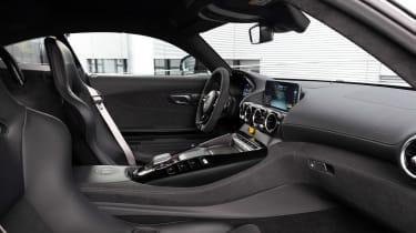Mercedes-AMG GT R Pro - cabin