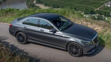 Mercedes C-Class - profile